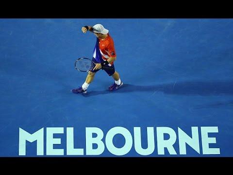 Lleyton Hewitt v David Ferrer highlights (2R) | Australian Open 2016