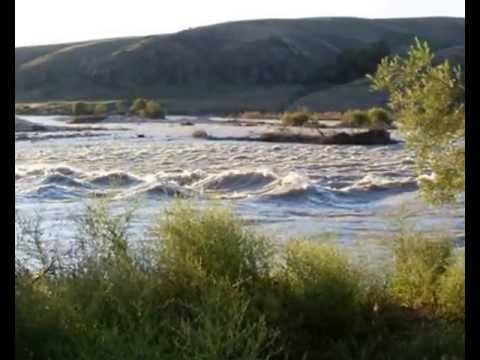 рыбалка на реке каратал видео