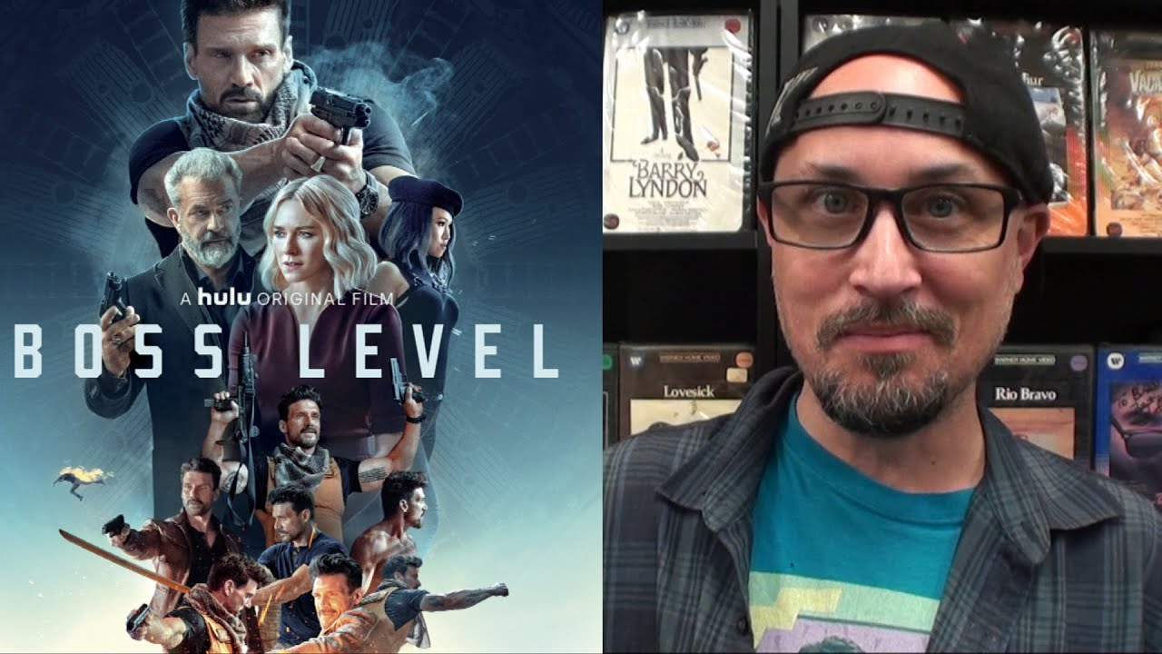 Boss Level - Movie Review