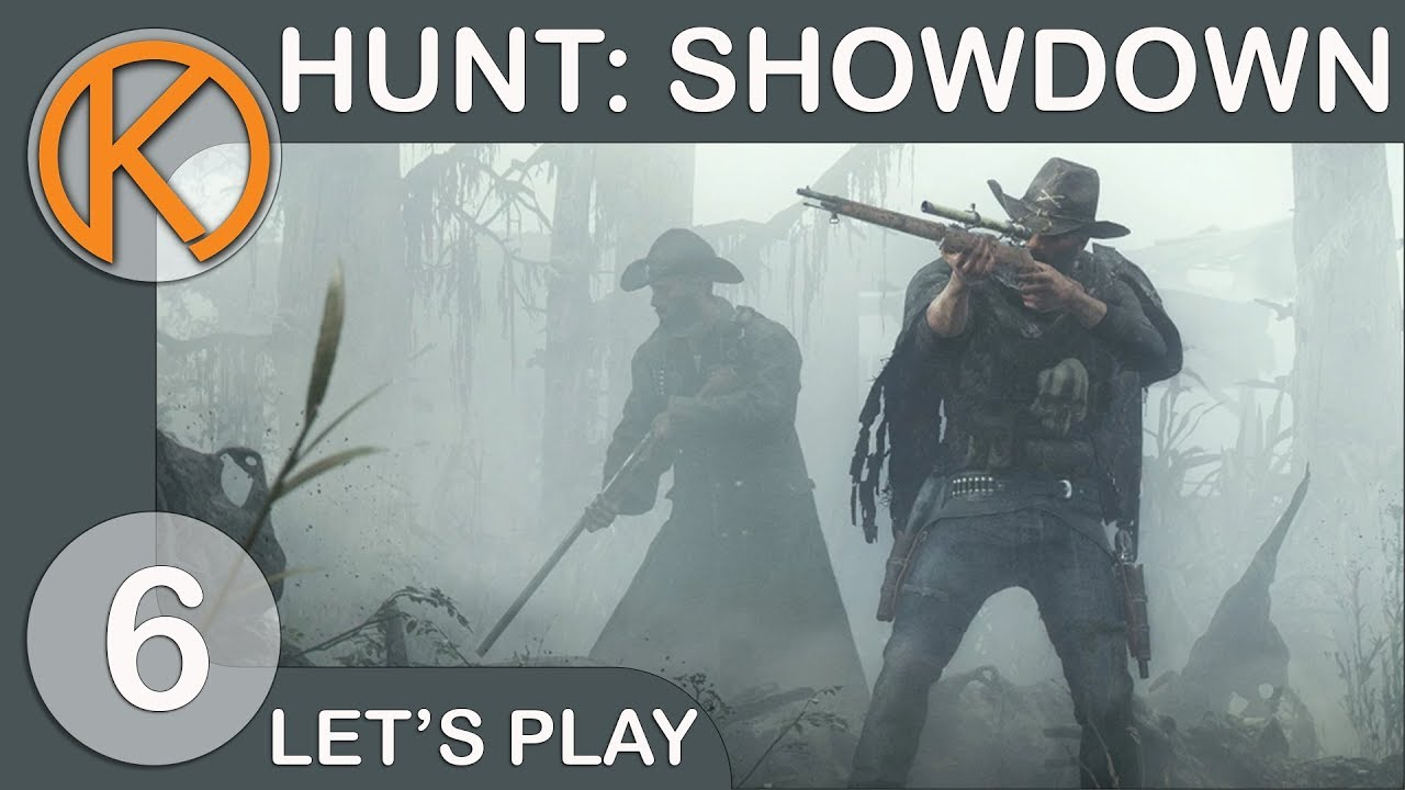 Hunt: Showdown | HUNTING THE ASSASSIN - Ep  6 | Let's Play