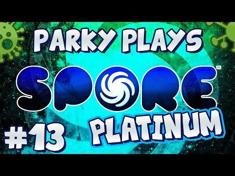 Let's Play Spore Platinum - Part 13 - Space Scientists (PlatinumSpore Mod)