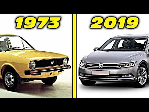 Volkswagen Passat and Passat CC History / Evolution (1973 - 2019) [4K]