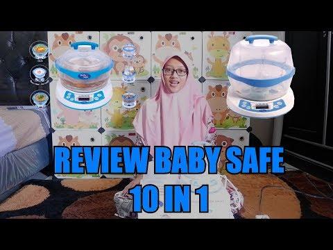 REVIEW BABY SAFE 10 IN 1 MULTIFUNCTION | CARA MENGGUNAKAN BABY SAFE 10 IN 1