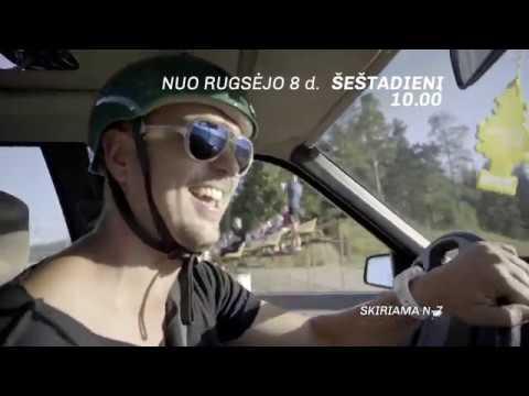 Nauja laida GAZAS DUGNAS nuo rugsėjo 8d. per TV6!
