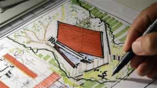 Fast Sketch - Residential Low Cost Villa 30m2 thumbnail