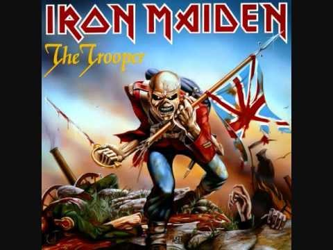 Iron Maiden - Cross-Eyed Mary