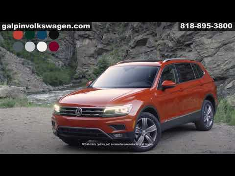 2018 Volkswagen Tiguan Galpin Volkswagen- Los Angeles San-Fernando-Valley North Hills CA