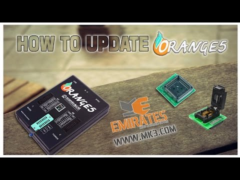 HOW TO INSTALL ORANGE5 STANDARD & IMMO HPX UPDATE