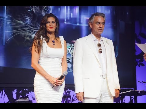An Italian Affair - Veronica & Andrea Bocelli's Welcome