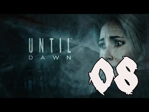 Until Dawn - Gameplay Walkthrough Part 8: The Decision