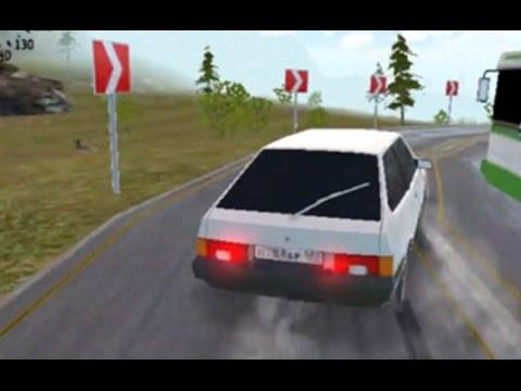 Russian Car Driver Full Gameplay Walkthrough