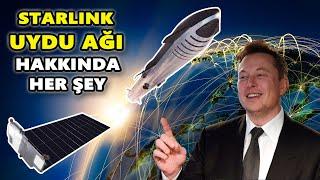Starlink Uyduları Hakkında Her Şey!