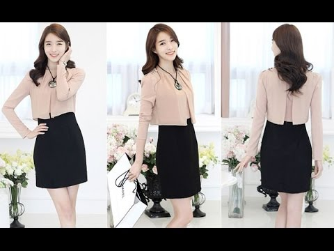 Top 100 Kiểu Mẫu Váy đẹp Nhất - Xu Hướng Thời Trang Váy Công Sở