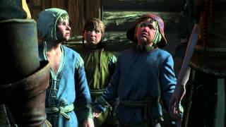 Ведьмак 3: Дикая Охота - Ивасик-карасик