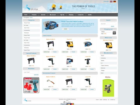 Html Css Shoping Templage Center Content Latest Product Ep07 2