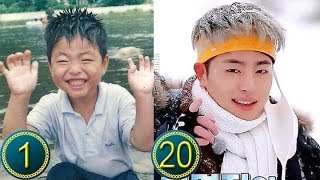 Download [iKon] June/Junhoe Predebut   Transformation from 1 to 20 Years Old Mp3