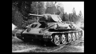 'Bronya Krepka i Tanki Nashi Bystry' - The Armour's Strong and our Tanks are Fast