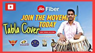 JIO DHAN DHANA DHAN | Tabla Version | Ranveer - Deepika ad | Mihir patel