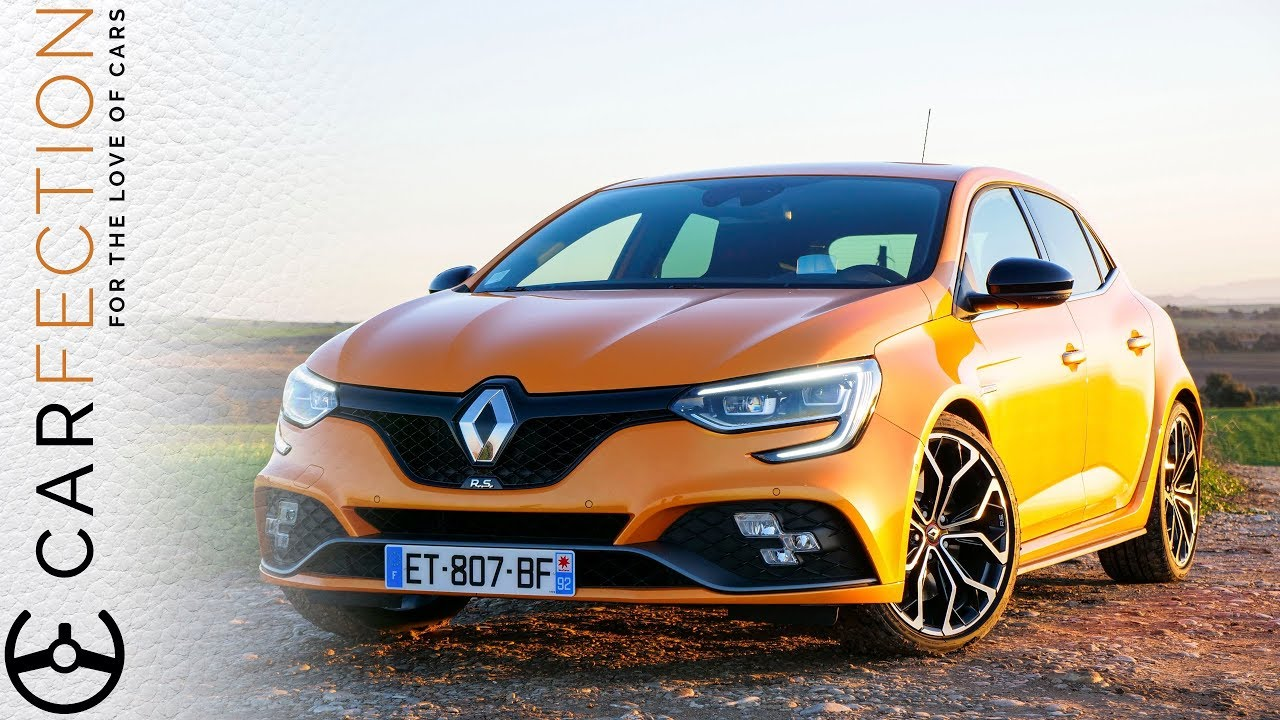 New Renault Megane Rs Is This Now The Best Looking Hot Hatch Carfection
