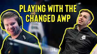Handling the AWP Changes with JW, KennyS and Guardian