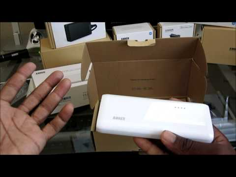 Anker 16,000mAh Astro E5 External Battery