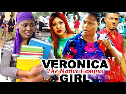 VERONICA The Naive Campus Girl Season 9&10#Trending New Movie Chizzy Alichi 2021 Nigerian New Movie.
