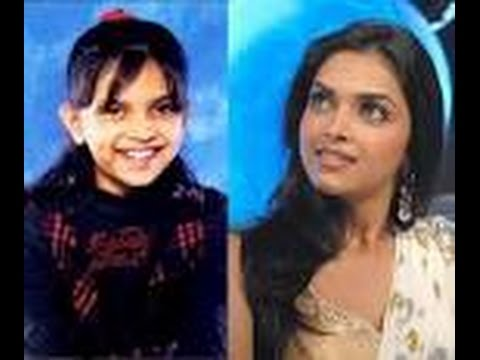 Deepika padukone childhood back in the days