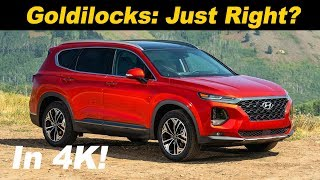 2019 Hyundai Santa Fe - The CUV Middle Child