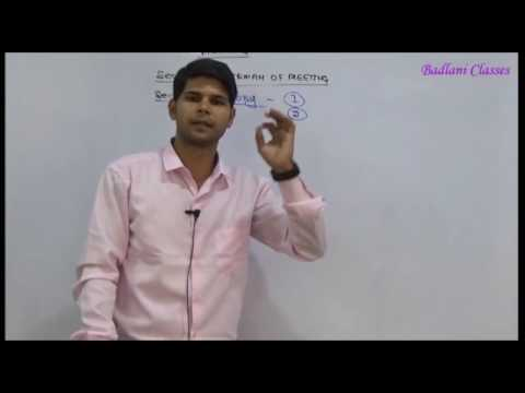 Company Law : Quick Revision : Meeting : Lecture 3