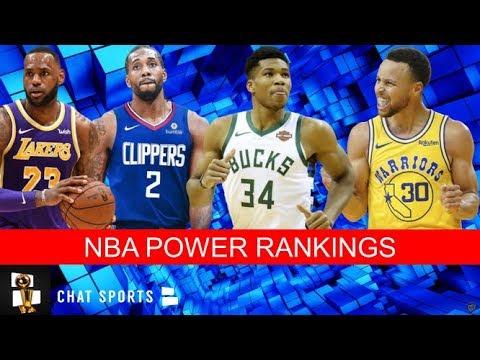 nba-power-rankings-entering-the-2019-20-nba-season
