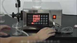 Разливочная машина автомат - дозатор жидкости