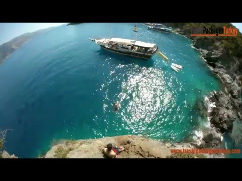 Blue Cruise Turkey | Travel Packages Turkey