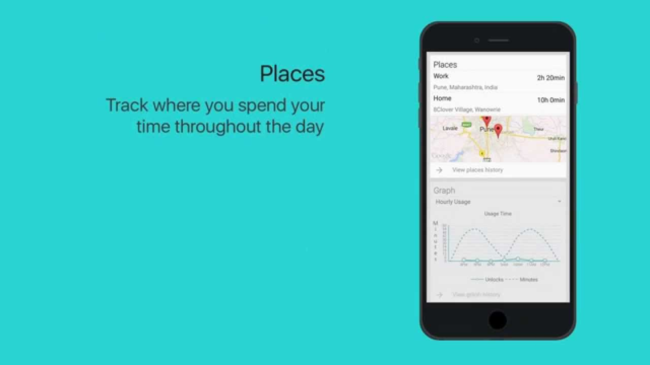 instant track all your daily activities automatically