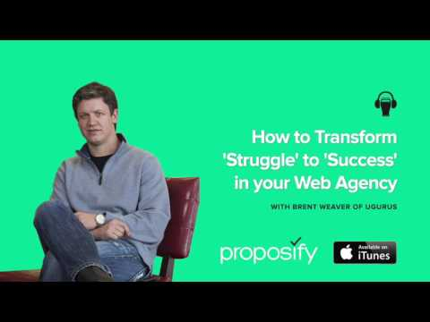 How to Transform 'Struggle' to 'Success' In your Web Agency - ADB-033