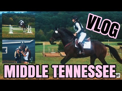 MIDDLE TENNESSEE 2017 // show vlog