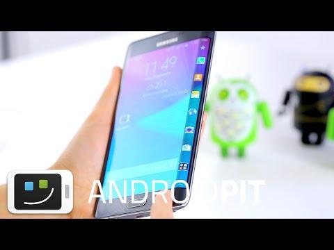 Samsung Galaxy Note Edge - Análisis completo en español