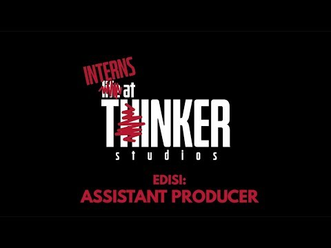 Intern At Thinker: Edisi Assistant Producer