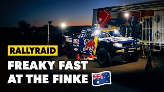Alice Springs to Finke: Day 1 At Australia's Fastest Desert Race | Toby Price Finke '19