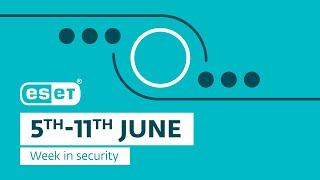 ESET research into Gelsemium, BackdoorDiplomacy APT campaigns – Week in security with Tony Anscombe