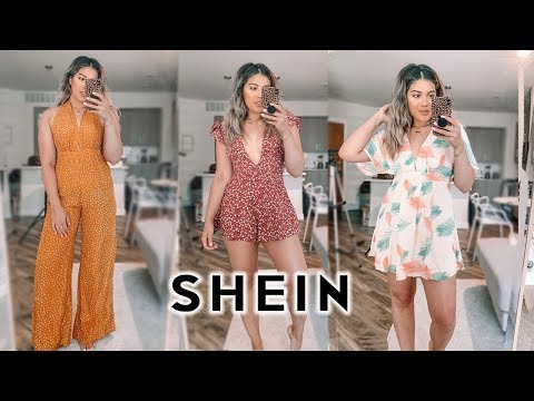 BOUGIE ON A BUDGET: SHEIN Summer 2019 Haul