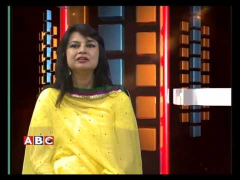 LIMELIGHT with Smita Ghimire by Sagar Pradhan On ABC Television, Nepal