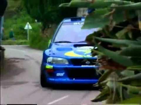 Subaru Impreza McRae WRC 1998