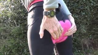 Santic Womens 3D Padded Cycling Shorts