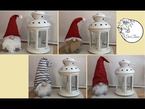 Diy Winterwichtel Weihnachtswichtel Supersüß Leicht Selbst Gemacht How To Deko Jana