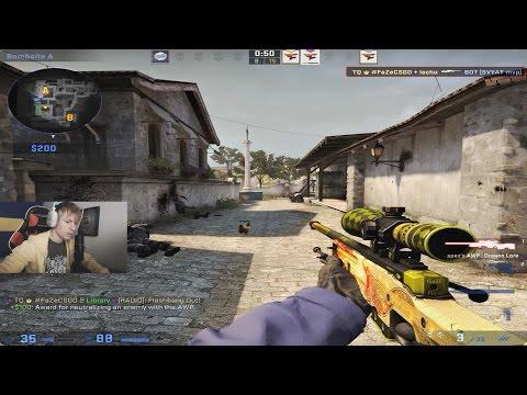 FaZe CS:GO PRO TEAM PLAYING MATCHMAKING