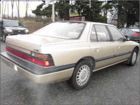 1988 Acura Legend - Lynnwood WA - YouTube