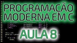Programação moderna em C - Aula 8: Operadores bit-a-bit