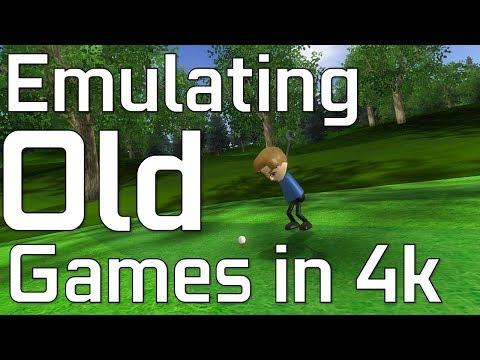 Emulating OLD Games in 4K!