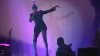Grace Jones sings Nightclubbing @ the Electric Picnic