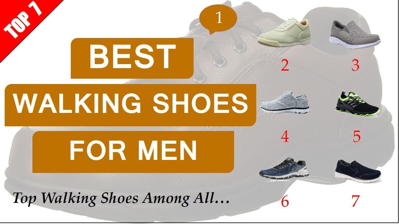 The Best Men's Walking Shoe | December 2019
